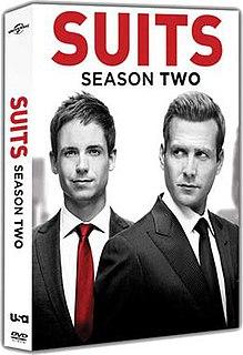 <i>Suits</i> (season 2) season of television series