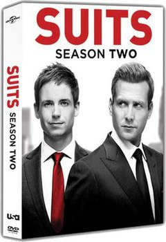 Suits (season 2) - Wikipedia