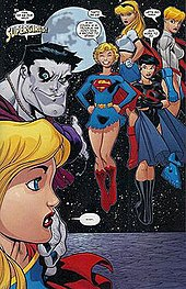 Supergirl - Wikipedia