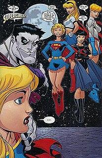 Alternative versions of Supergirl DC Comics characters