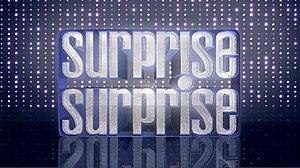 Surprise Surprise (TV series) - Image: Surprise Surprise 2015