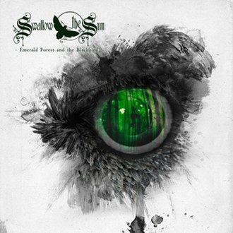 Emerald Forest and the Blackbird - Image: Swallow the Sun Emerald Forest and the Blackbird cover