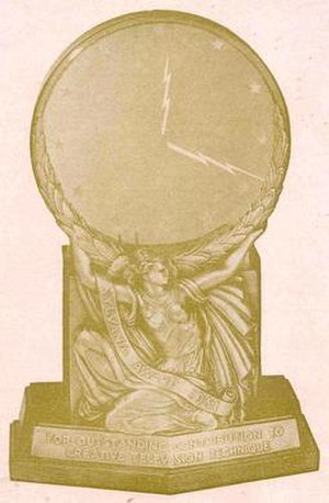 Sylvania Award - Image: Sylvania Award