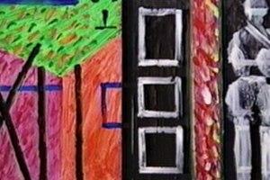 Irving Kriesberg - Kriesberg canvas featured in Tashilham