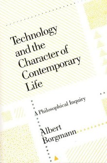 Technology and the Character of Contemporary Life A Philosophical Inquiry.jpg