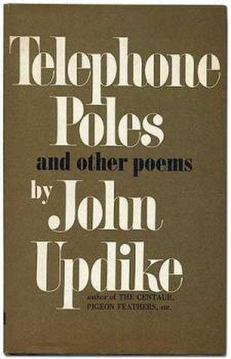 Telephone Poles - First edition