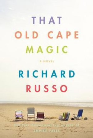 That Old Cape Magic - First edition (publ. Knopf)