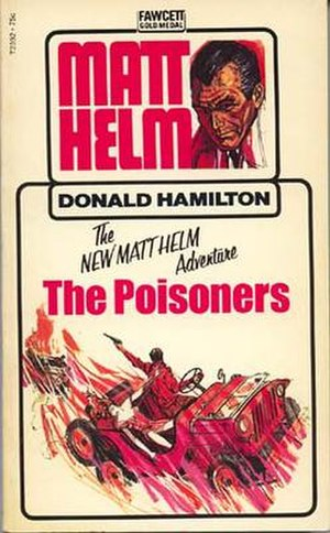 The Poisoners - 1971 paperback edition