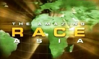 The Amazing Race Asia 1 - Image: The Amazing Race Asia logo