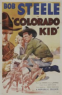 <i>The Colorado Kid</i> (film) 1937 film by Sam Newfield