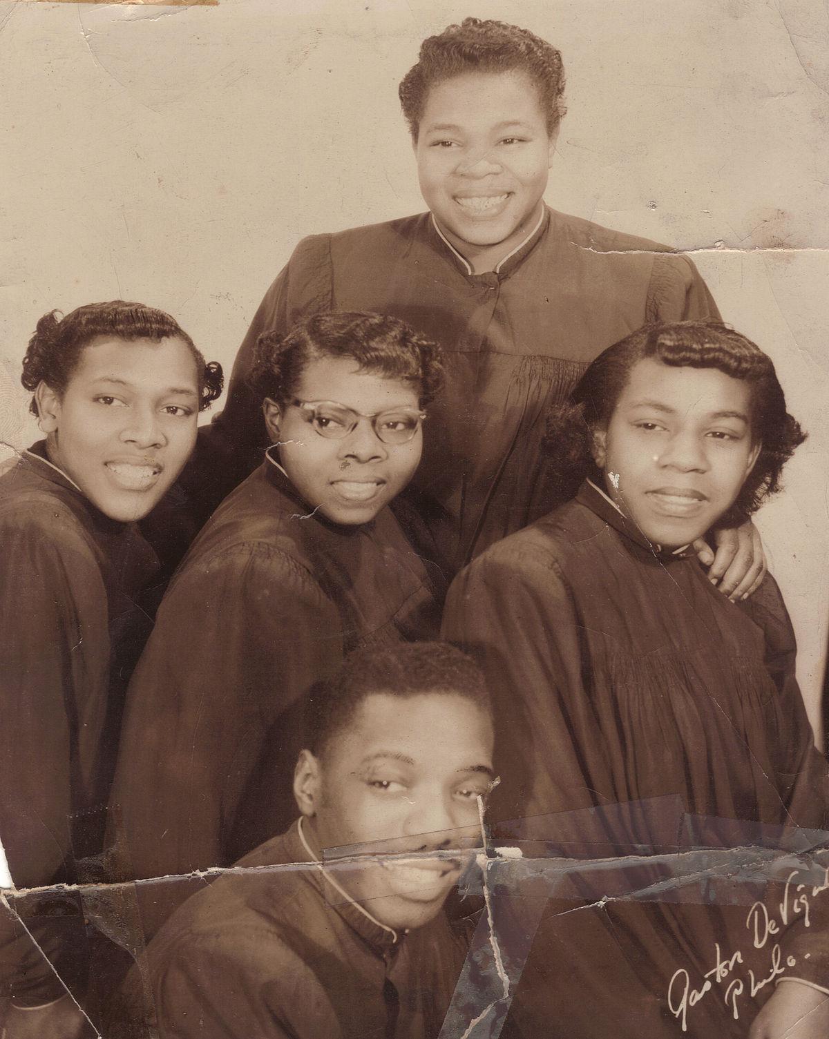The Davis Sisters - Wikipedia
