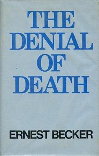 The Denial of Death - Cover of the first edition