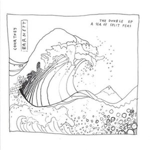 The Double EP: A Sea of Split Peas - Image: The Double EP A Sea of Split Peas cover