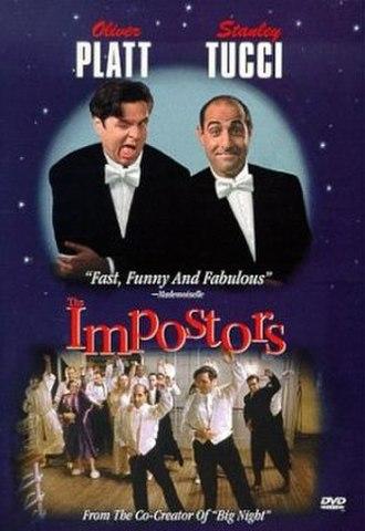 The Impostors - Image: The Impostors DVD