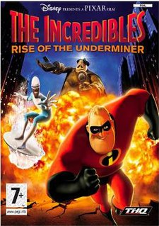 <i>The Incredibles: Rise of the Underminer</i>