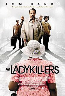 <i>The Ladykillers</i> (2004 film) 2004 film by Joel Coen, Ethan Coen