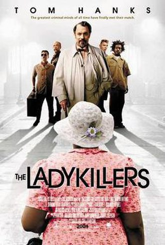 The Ladykillers (2004 film) - Image: The Ladykillers movie