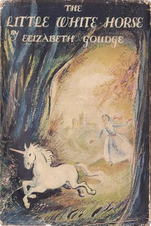 The Little White Horse - First edition