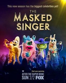 <i>The Masked Singer</i> (American season 3)