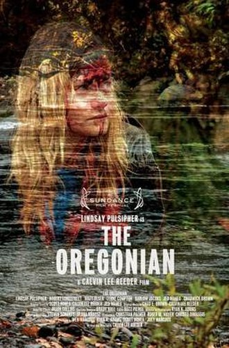 The Oregonian (film) - Image: The Oregonian Poster