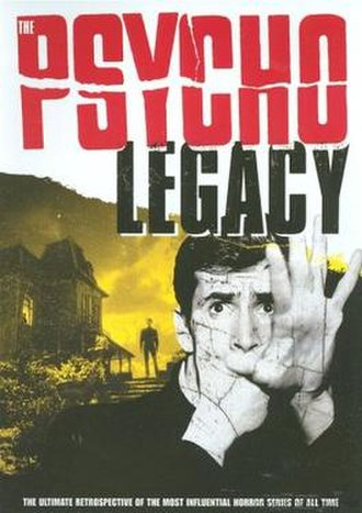 The Psycho Legacy - DVD cover art