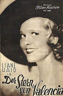 <i>The Star of Valencia</i> (German-language film) 1933 film