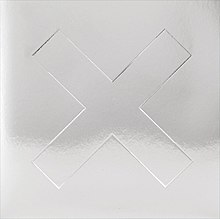 The xx I See You Album Coverjpg