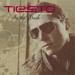In the Dark (Tiësto song) - Image: Tiesto Inthe Dark Single