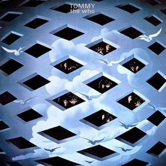 Tommy (album) - Image: Tommyalbumcover