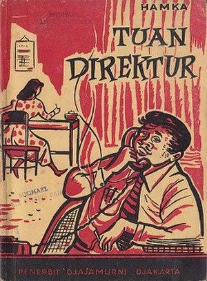 Tuan Direktur - Cover of the 4th printing