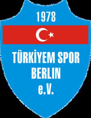 Türkiyemspor Berlin - Historical logo of Türkiyemspor Berlin