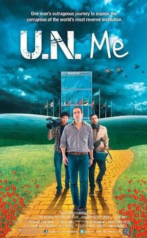 U.N. Me - theatrical release poster