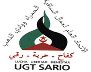 Sahrawi Trade Union - Image: UGTSARIO09