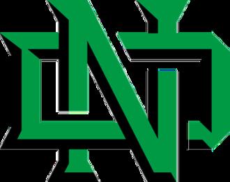 North Dakota Fighting Hawks baseball - Image: UND athletics