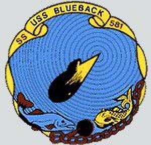 USS Blueback (SS-581) -  180px