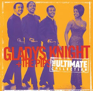 The Ultimate Collection (Gladys Knight and The Pips album) - Image: Ultimategladysknight