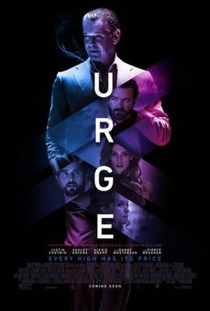 Urge (film) - Theatrical release poster