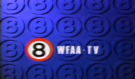 Logos and station IDs used by WFAA in the 1970s.The first logo appeared at the end of a 10:00 P.M. newscast in 1973, but had elements of being used for a station ID also.The second logo was shown during WFAA sign-offs thoughout the 1970s.As new minicam technology became available in the early to mid-1970s, WFAA promoted the use of theirs during certain station IDs, like the third one.The fourth logo was shown in station IDs and sign-offs during the 1970s.