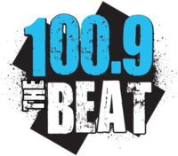 Logo for 100.9 The Beat (WKCI-FM-HD2)