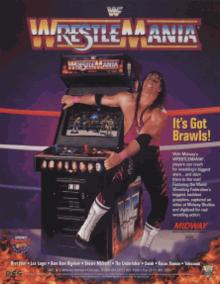 Wwf Wrestlemania The Arcade Game Wikipedia
