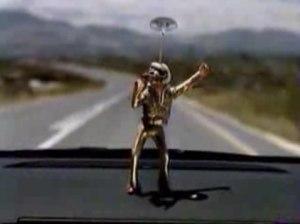 Wackel-Elvis - Wackel-Elvis in the Audi television commercial by Saatchi & Saatchi (2001)