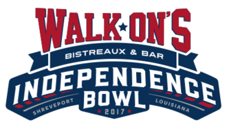 Independence Bowl - Image: Walk Ons Independence Bowl