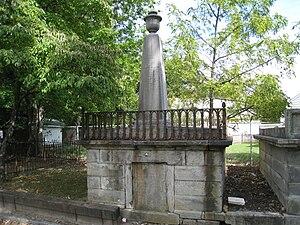 Josiah Ogden Watson - The Watson Mausoleum in Old City Cemetery