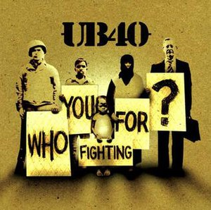 Who You Fighting For? - Image: Who You Fighting For