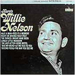 Here's Willie Nelson - Image: Willie Nelson Here's Willie Nelson