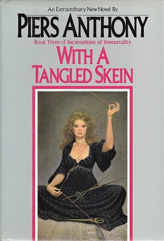 With a Tangled Skein - Image: With a Tangled Skein by Piers Anthony