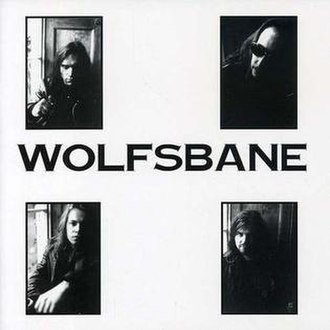 Wolfsbane (album) - Image: Wolfsbane 1994