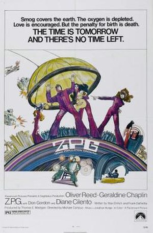 Z.P.G. - Image: Z.P.G. Film Poster