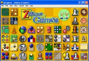 Zillions of Games - Image: Zillions of games