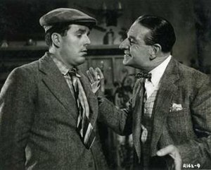 Dry Rot (film) - Brian Rix and Ronald Shiner